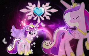 Princess Cadence Wallpaper by Rose5tar