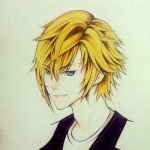 Prompto Argentum from Final Fantasy 15 by thumbelin0811