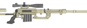 CheyTac M200 'Intervention' by SpillnerLoL