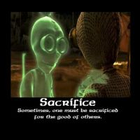 Sacrifice by FableWing