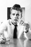 If I were James Dean by akrialex