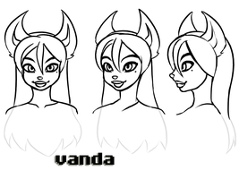 vanda face by LovelyDagger