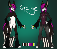 Gaige anthro ref by Rather-Be-Raving