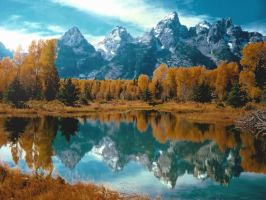 Grand Teton National Park by ms-dost