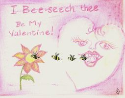 I beeseech thee! by LiliaVerdis