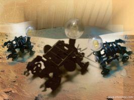 LEGO rover WTF xD by Abstract-scientist