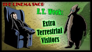 E.T. Week: Extra Terrestrial Visitors by ShaunTM