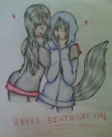 Beasties! - Happy birthday Day Em! #2 by Dark-Soulest