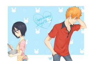 Happy Birthday Ichigo! by RainySpeaks