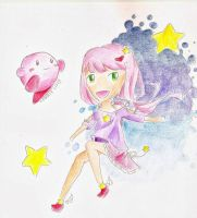 Kirby by candyleaf