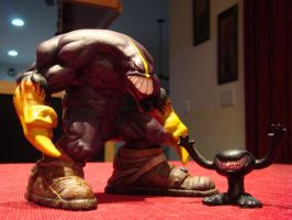 The Maxx Custom Figure by Kalapusa