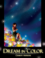 Dream in Color Artbook Cover (Full ver.) by yuuike