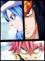 Fairy Tail 386 - Lets Go by Shmeling177