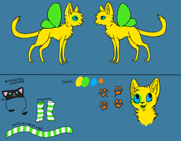 Ref: Lime by formalfiasco