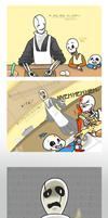 Undertale - NOOO by dust4148