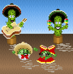 Emotes on Cinco De Mayo by TanteTabata