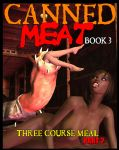 CANNED MEAT 3 AVAILABLE NOW by PerilComics