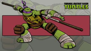 Donatello by momarkey