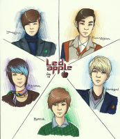 LEDApple by chaixing