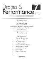 Drama+Performance bundle, semifinal (cover) by texnical-reasons