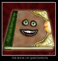 The book of Queltelpeltel by Gruselwusel