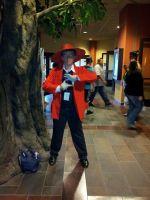 Colossalcon 2012- Alucard by 22123