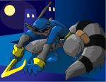 Sly Cooper the thief by Inspectornills