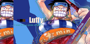 Luffy Sig non Smudge by LifeAlpha