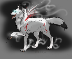 .:Wolf Auction:.  -Closed  - by Naeezadopts