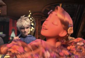 The Jack Frost Dance by DarkMousyxKagome