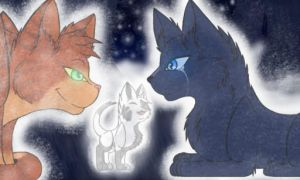 Welcome to Starclan, My Love by Fallen-the-Wolfen