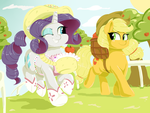 Apple Acre Stroll by SirMasterDufel