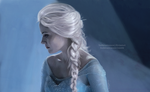 Elsa by LindaMarieAnson