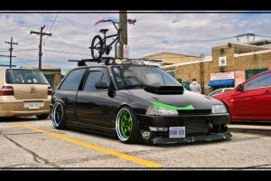 CITROEN AX JDM by ROOF01