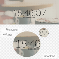 First Clock by LuanaTutoriales