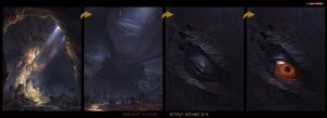 [Dragon-Slayer] redsteam 2D cinematic Board3-4 fin by 0BO