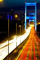 Bosphorus Bridge 3 by alihasim