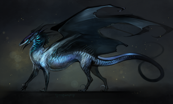 DRAGON AUCTION (closed) by Darenrin