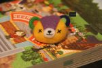 Needle felted Stitches by FluffyParcel