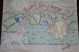 Happy halloween by Morosan2007