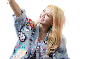 PNG Hyoyeon by jungsubby