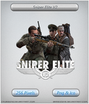 Sniper Elite V2 - Icon by Crussong