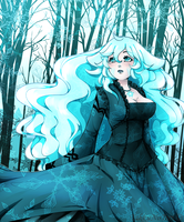 The Return of Winter by TakkuNoTori