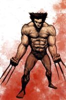 WOLVERINE WEDNESDAY - 09 by reau