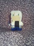 KH2 Riku Mini Plushie by snowtigra