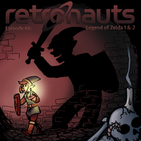 Retronauts Cover 7: Legend of Zelda by P5ych