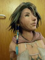 Yuna - Papercraft Picture 1 by JouzuMania