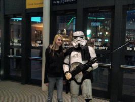 Storm Trooper..SPLEE by wittlecabbage