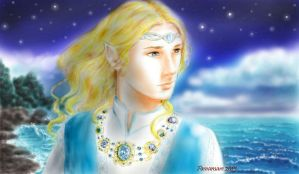 Finrod by annamare