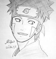 Kiba (Sketch) by suliaher